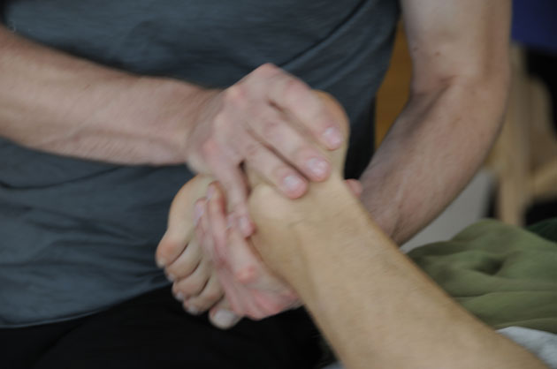 Rebalancing Training photo